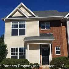 Rental info for 38 Pearls Way