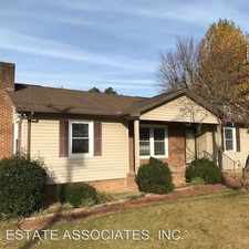 Rental info for 1337 Cole Mill Road