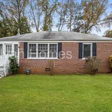 Rental info for Must see 3 bedroom minutes for downtown in the Atlanta area