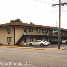 Rental info for 6423 Kennedy Ave. in the 46323 area