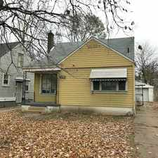 Rental info for Charming Bungalow On Waltham in the Detroit area