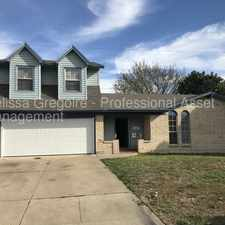 Rental info for Rare Find! 5 bedroom Completely remodeled! A Must see in the Fort Worth area