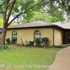 Rental info for 139 Shadybrook Drive in the DeSoto area