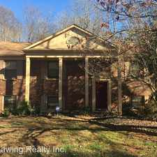 Rental info for 4752 Autumn Leaf Lane in the Rain Tree area