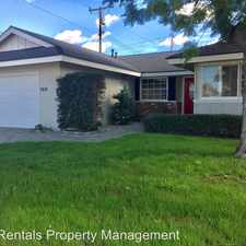 Rental info for 769 North Pine St. in the Anaheim area