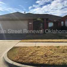Rental info for Stunning SW OKC Home