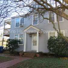 Rental info for Great 2 bedroom apartment, blocks from the Virginia Beach Oceanfront! in the Virginia Beach area