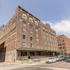 Rental info for 1449 Wynkoop Street #406 in the Auraria area