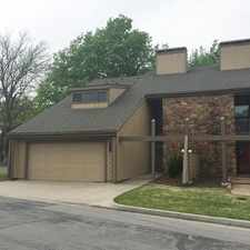 Rental info for Beautifully Updated Throughout. South Shores Co... in the Tulsa area