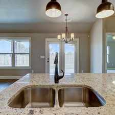 Rental info for Brand New Home For Lease In Mustang School Dist... in the Oklahoma City area