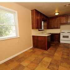 Rental info for 3 Bedrooms House In Tulsa. Parking Available! in the Tulsa area