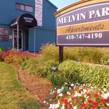 Rental info for Melvin Park Apartments