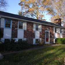 Rental info for 35 Brentwood Ave in the 02301 area