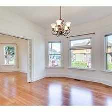 Rental info for One Of A Kind 3 Bedroom Victorian Gem For $2600 in the Reed area