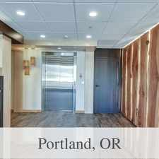 Rental info for 1br - NEWLY BUILT 1 Bedroom In SELLWOOD MORELAN... in the Reed area