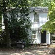 Rental info for 1br/1ba Upstairs Apartment In A Historical Home...