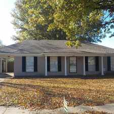 Rental info for Is Located In Southeast Memphis. in the Memphis area