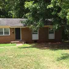 Rental info for Tricon American Homes in the Park Crossing area