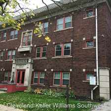 Rental info for 3209 Archwood Avenue - Apartment 34 in the Cleveland area