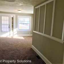 Rental info for 835 S. McCann in the 65804 area