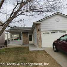 Rental info for 5325 E 130th Ave in the Thornton area