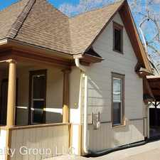 Rental info for 418-432 East Brookside Street in the Stratton Meadows area