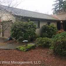 Rental info for 6617 Louisiana Drive in the Portland area