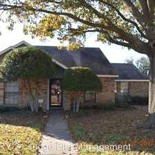 Rental info for 5808 Emrose Terrace in the Dallas area