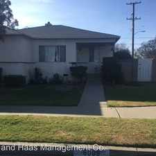 Rental info for 6009 Bellflower Blvd. in the Long Beach area