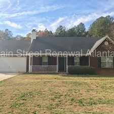 Rental info for Comfortable Ranch in Covington! 200 Oak Hill Dr