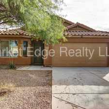 Rental info for 4 Bed in Maricopa