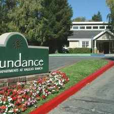Rental info for Sundance at Vallejo Ranch