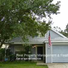 Rental info for 1338 Brookebridge Dr. in the Orlando area