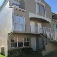 Rental info for 8580 NW 6th Ln 6-101 Miami Two BR, 2/2 Townhome Centrally