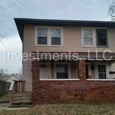 Rental info for 1629 Spruce Street in the Fountain Square area