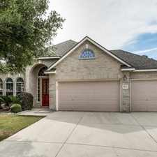 Rental info for One And A Half Story Home In Gated Community Lo... in the San Antonio area