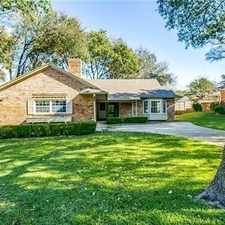 Rental info for Gorgeous Dallas, 3 Bedroom, 2.50 Bath in the Eastwood Estates area