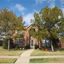 Rental info for 4 Bedrooms House - Beautiful Home In Frisco ISD... in the Frisco area