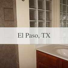 Rental info for This Is An Amazing Home With An Even More Amazi... in the El Paso area