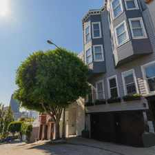 Rental info for 1255 Montgomery Street in the San Francisco area