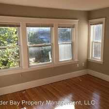 Rental info for 15 Hillside St in the Worcester area