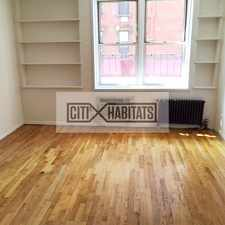 Rental info for E 84th St & 2nd Ave in the New York area