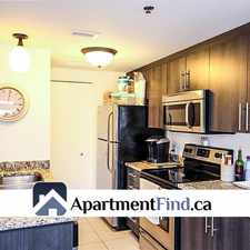Rental info for 458 King Edward Avenue #310 in the Somerset area