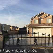 Rental info for 1524 Santiago Ct. in the Bakersfield area