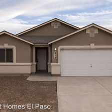 Rental info for 228 Flor Azucena Dr in the Socorro area