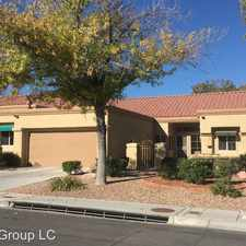 Rental info for 2729 Showcase Dr. in the Sun City Summerlin area