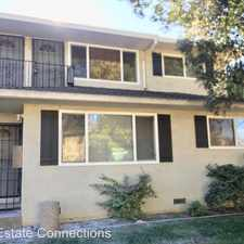 Rental info for 621 Grand Fir Ave #2 in the San Jose area