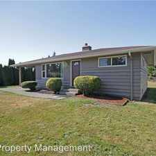 Rental info for 854 SW 143rd St. in the Burien area