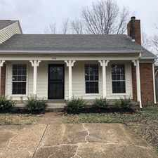 Rental info for Currently Under Renovation, Check back soon! in the Memphis area