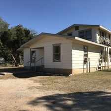 Rental info for House For Rent In Mineral Wells.